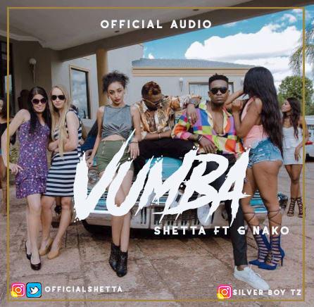 Shetta (Sheta)  Ft. G Nako - Vumba