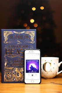 Harry Potter Potterhead Audiobook Prisoner of Azkaban Fantastic Beasts and Where to Find Them