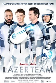 Lazer Team (2016)