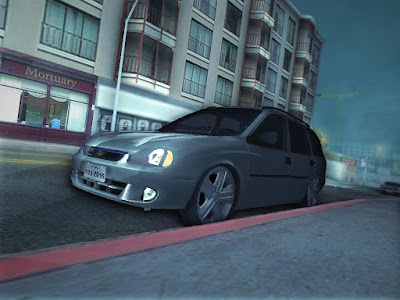 GTA SA - Chevrolet Corsa Wagon 2001 Baixo de 18 do Astra GSI 2