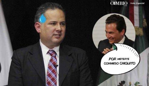 Titular de la FEPADE era una amenaza para el gobierno de EPN y sus amigos, por eso lo cesaron.