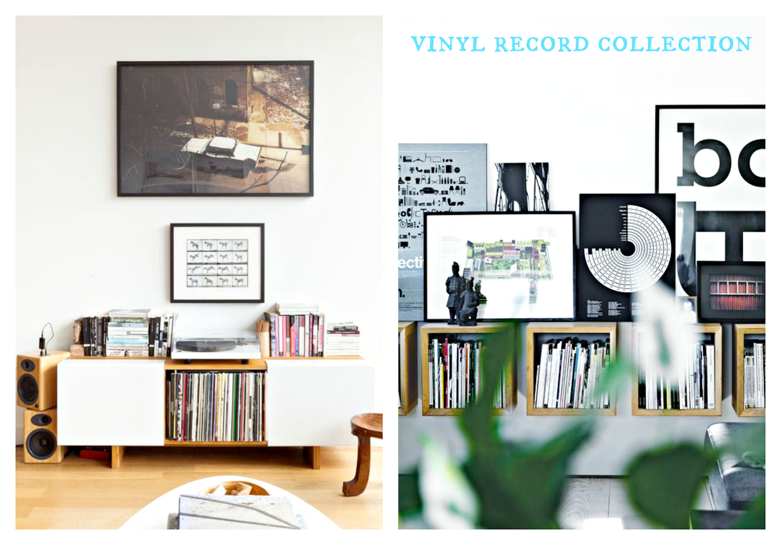 vinyl record collections