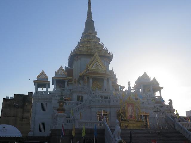 Wat Traimit Barrio Chino de Bangkok