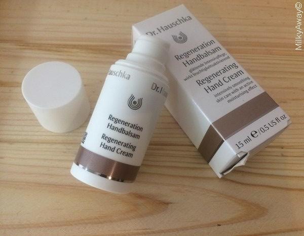 Crème mains régénérante Dr. Hauschka