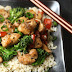Healthy Sesame Chicken with Broccoli #Recipe