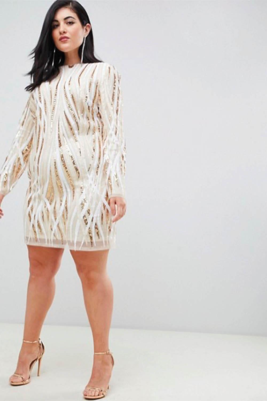 842f87db2 Moda Estilo Y Distinción  Vestidos de Fiesta Para Gorditas