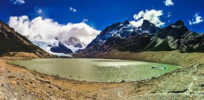 Laguna Torre - Cerro Torre - Parque Nacional de los Glaciares