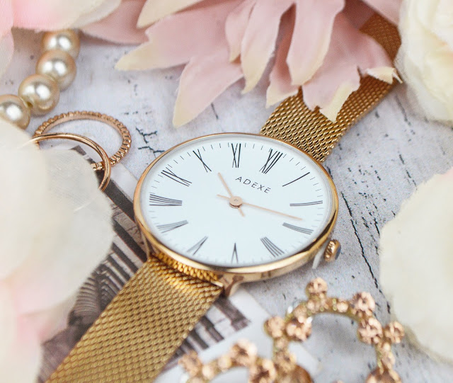 Adexe Watch Flatlay Lovelaughslipstick Blog