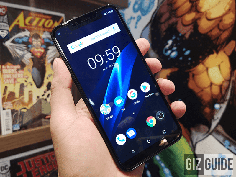LEAGOO S9 with 5.85-inch 19:9 screen and 4GB RAM is now in the Philippines
