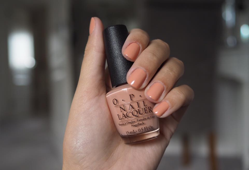 OPI California Dreaming - Barking Up The Wrong Sequoia