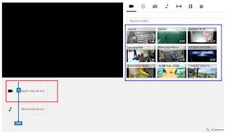 Cara Menggabungkan Vidio di Youtube