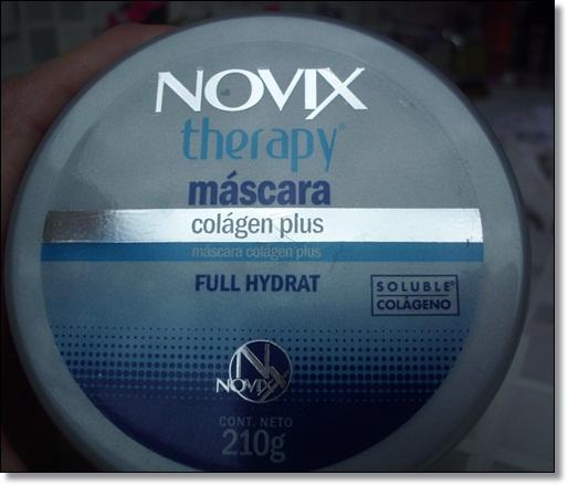 Mascara Colágeno Plus Novix