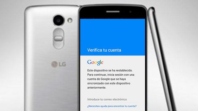 Quitar Cuenta Google Frp LG Zone x180g