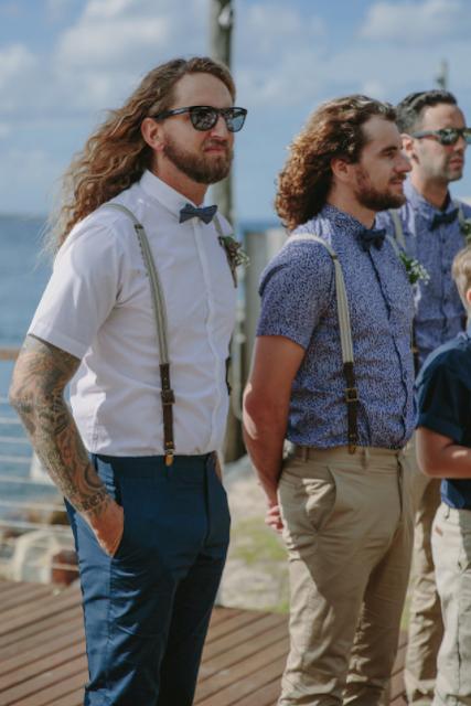 STRADBROKE ISLAND WEDDINGS