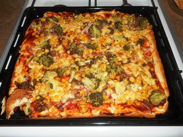 jak zrobić pizzę, najlepszy przepis na pizzę, blog parentingowy, blog lifestylowy