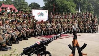 भारत-बांग्लादेश के बीच संप्रीति संयुक्त सैन्याभ्यास 2019 का समापन