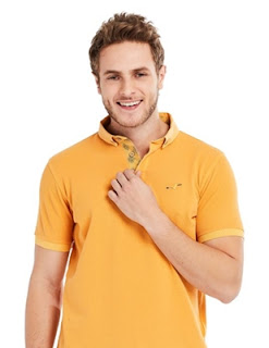 Kurtarıcı Parça: Polo Yaka Tshirt