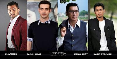 Empat Aktor Nasional Menjadi Kandidat Pemeran Sultan Ageng Tirtayasa