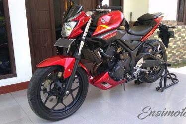 Review Singkat Yamaha MT25