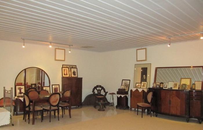 Μουσείο-Σπίτι Γρηγορίου Ξενόπουλου, συνοικία Φανερωμένης, Ζάκυνθος