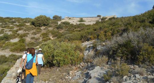 El Parque Natural de Sierra de Irta busca alternativas al acceso de vehículos