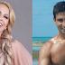 Cantora Joelma leva novo namorado para show em Belém