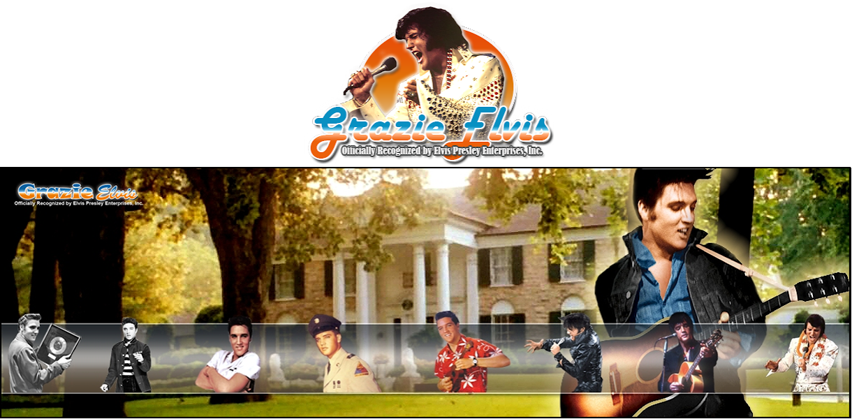 GrazieElvis -  Elvis Presley Official Fan Club