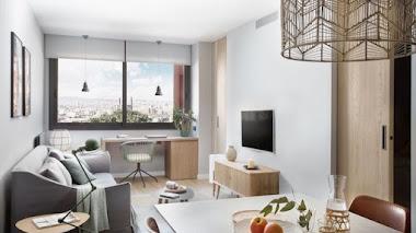 Un apartamento en Barcelona hecho a medida