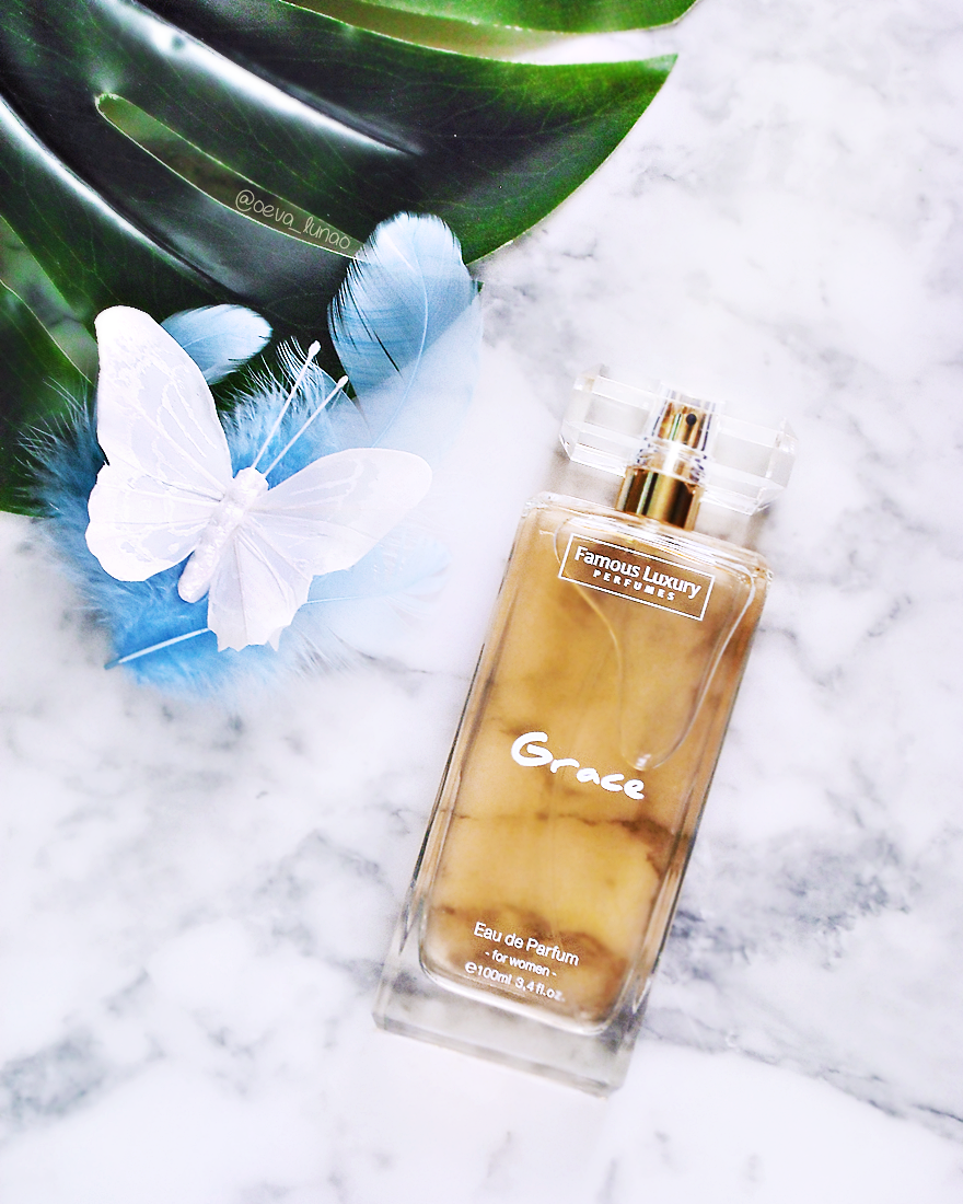 Famous Luxury Perfumes Grace - Chanel Coco Mademoiselle - review