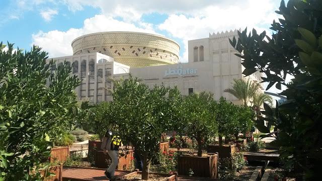 expo milano 2015 padiglione qatar