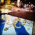 Jóvenes en Prevención dan vida y color a la Calle 9, en el Centro Histórico de Matamoros