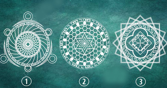 Выберите символ и узнайте, что он расскажет о вас