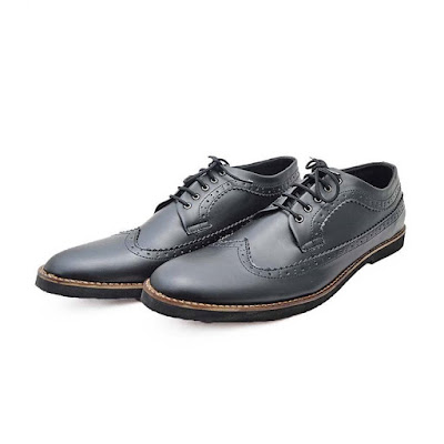 Konveksi Sepatu Kulit pria