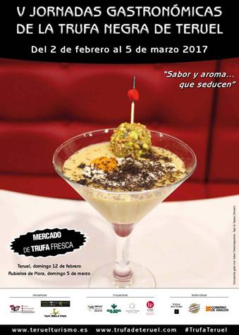 V Jornadas Gastronómicas de la Trufa Negra de Teruel