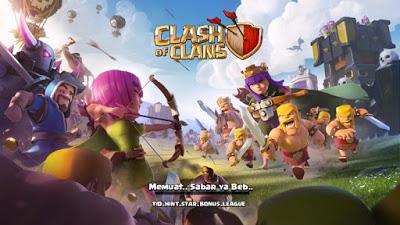 Cara Merubah Bahasa Game Clash Of Clans