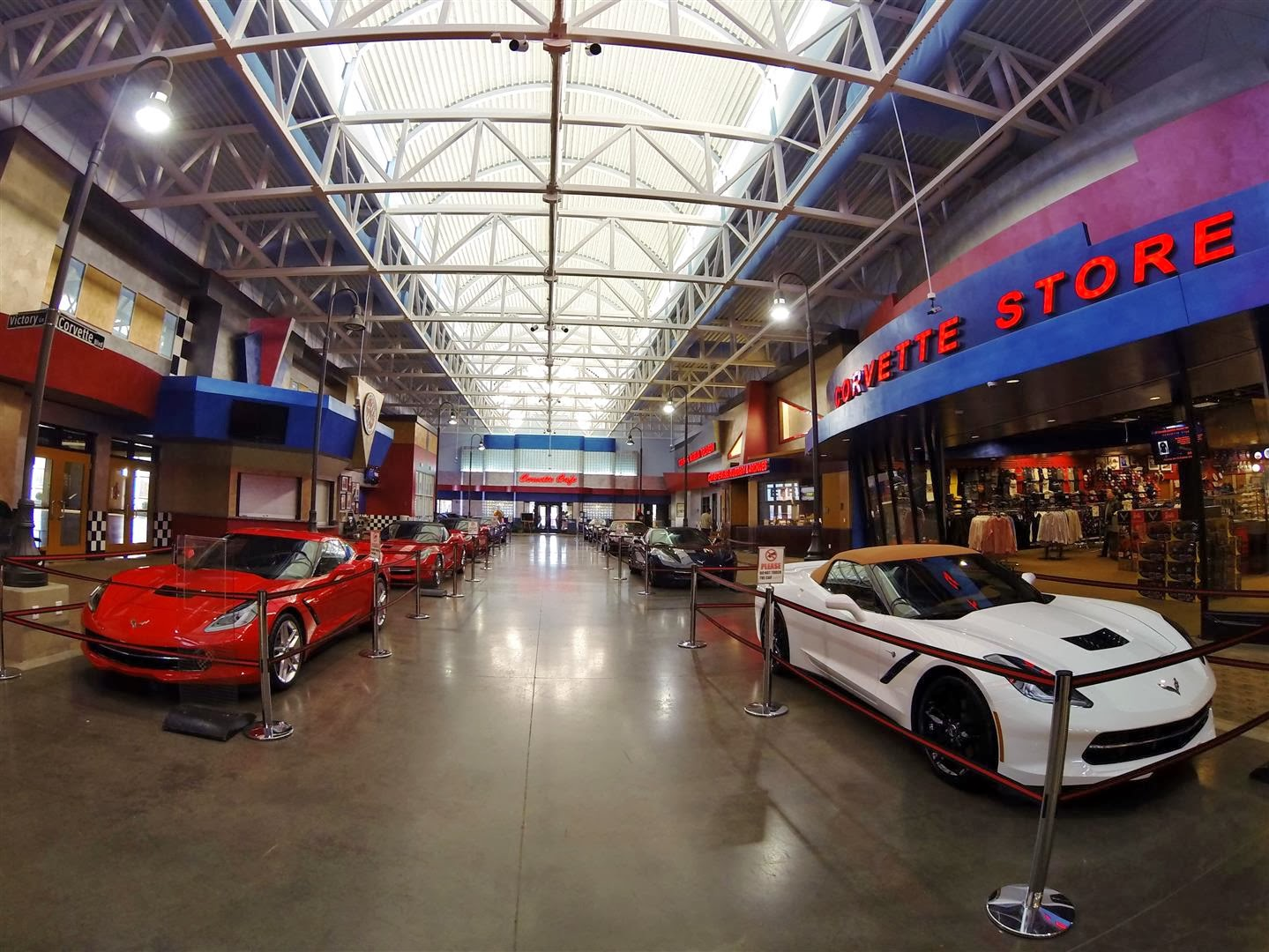National Corvette Museum >> Countryside Food Rides: National Corvette Museum (Bowling Green, KY)