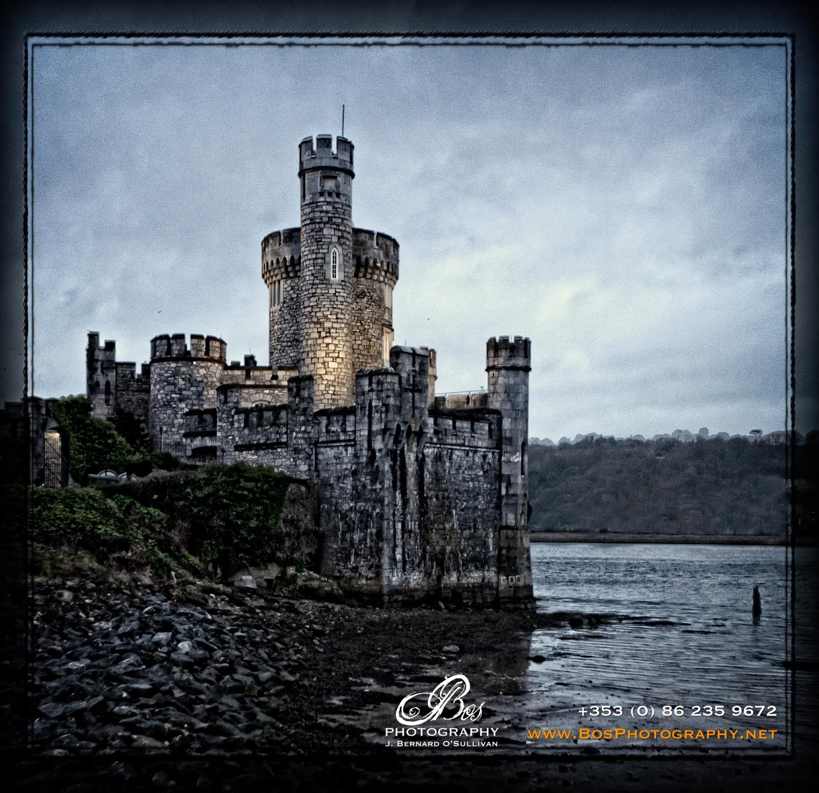 BosPhotography/Blog: Blackrock Castle, Co. Cork, Ireland