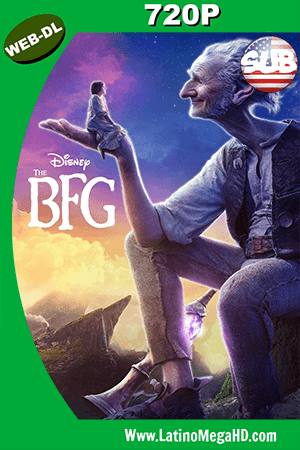 El Buen Amigo Gigante (2016) Subtitulado HD Web-Dl 720p ()