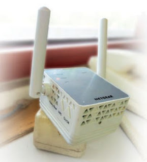 Tips Terhubung Ke WiFi Lewat Extender