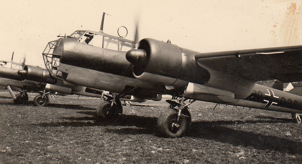 The Luftwaffe Blog: Building The Airfix New