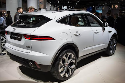 Jaguar E-Pace 2018 Review, Specs, Price