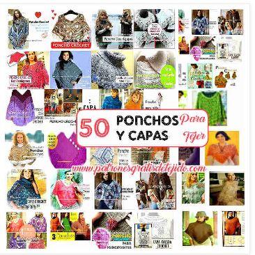 100-ponchos-tejidos-ver-patrones-tutoriales-videos