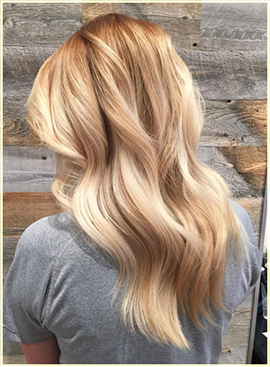Two tone hair color dark on top light on bottom hair color ideas cool and warm two tone hair two tone hair color ideas for long hair solutioingenieria Images