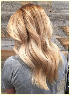 Cool and Warm Two Tone Hair - Two Tone Hair Color Ideas For Long Hair