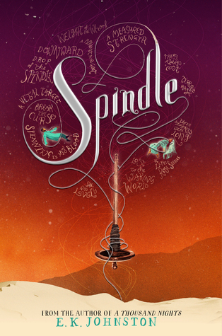 spindle e k johnston
