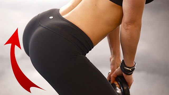 Así se Consigue un Abdomen Sin Grasa, Grandes Glúteos y Piernas sin Celulitis con estos Simples Movimientos