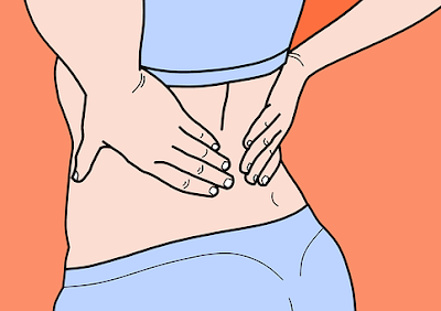 titik pijat refleksi sakit pinggang pria dan wanita