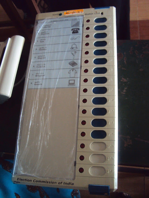 EVM Full Detail  | Evm machine [ Electronic voting in India ]