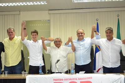Segundo coluna, Joãozinho apoiará a dobradinha João/Aluísio