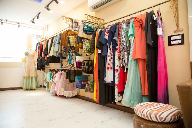 Store Picture- Haute Couture By Rhythm.......